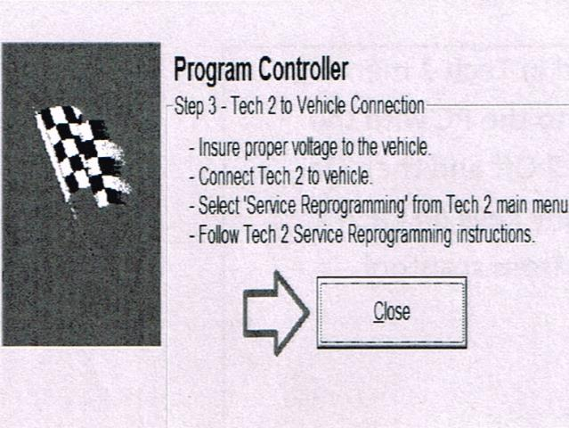 GM Tech 2 - Installing and Programming a New Module (Opel Astra